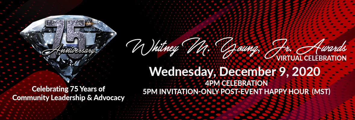 Greater Phoenix Urban League 75th Anniversary Celebration, December 9, 2020